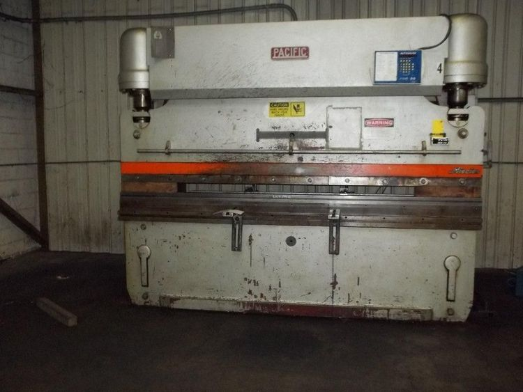Pacific J-135-10, Hydraulic Press Brake Max. 135 Ton
