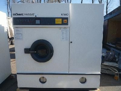 Bowe K 540 KWL Dry cleaning