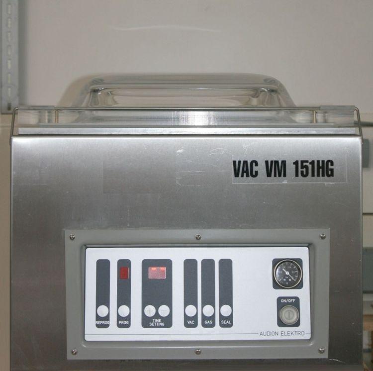 Kopp VAC VM 151 HG Chamber Vacuum Sealer