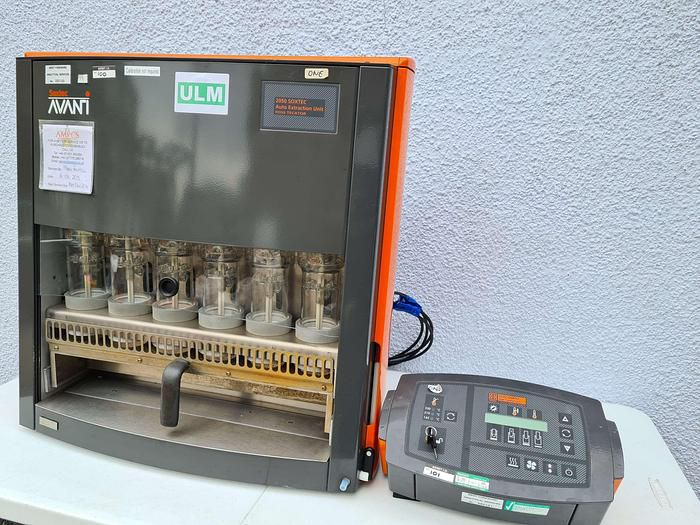 Soxtec Avanti 2050 Auto Fat Extraction System