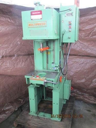 Abex Denison, Multipress WR023L Hydraulic C- Frame Press