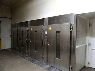 Heuft VTR 10.12,5.11 Thermal oil Bakery Ovens
