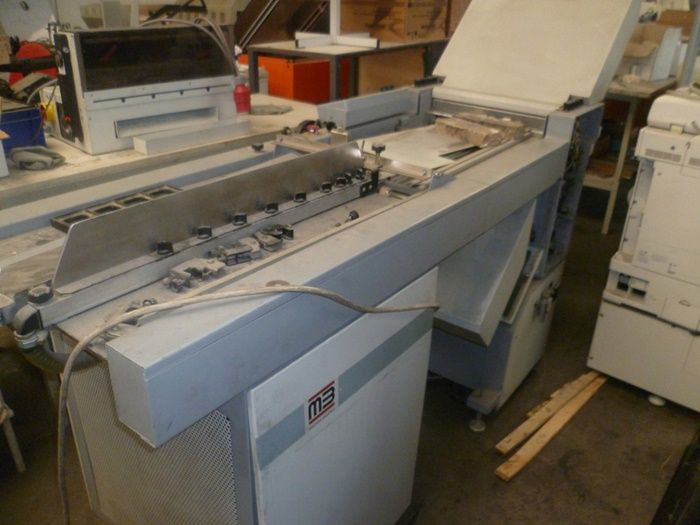 MB Bauerle Multimaster CAS 38