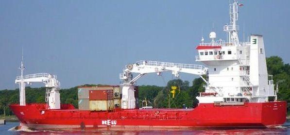 Orskov Feeder Container Ship