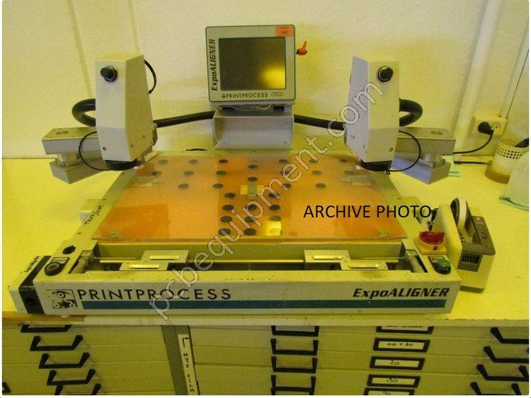 Printprocess Expo Aligner