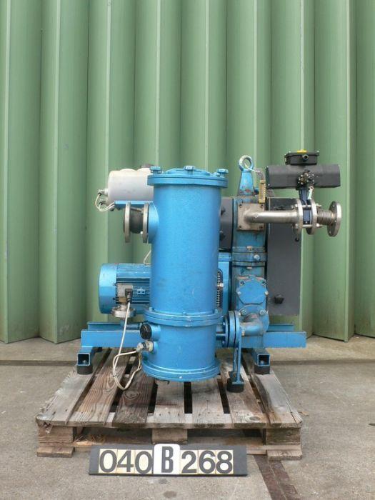 Busch HO-429 D 601 Pump