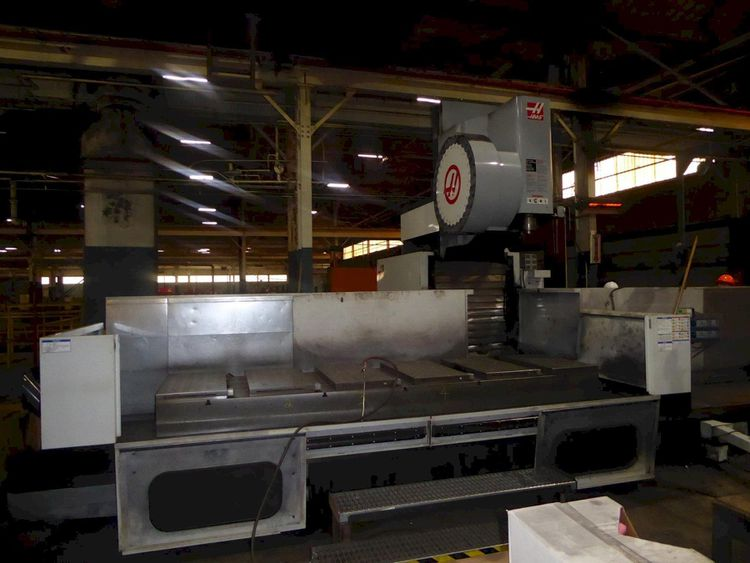Haas VS-3 - Vertical Machining Centers 3 Axis