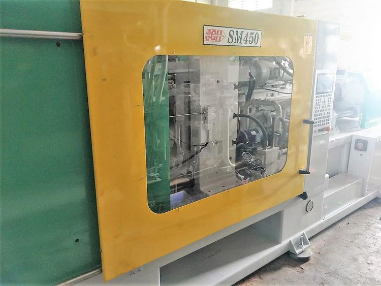 Chen Hsong SuperMaster SM450 450 T