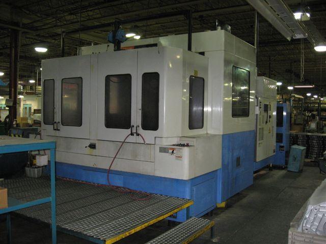 Mazak FH-880 4 Axis
