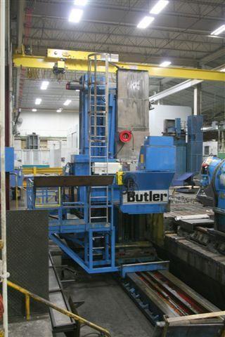 Butler LE4000/VC1  Max. 2100 rpm