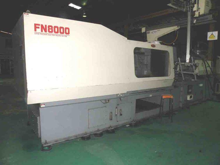 Nissei FN8000-160 ANI 500 Ton
