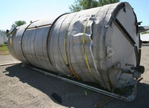 Others Single Shell Stainless Steel Tank 8, 000 Gallon