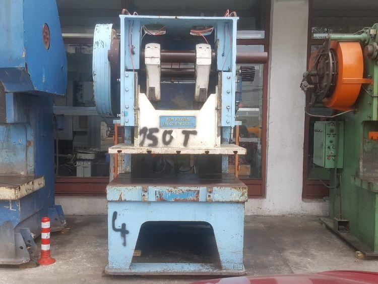 WIDE TABLE PRESS TRAY 90 X 125 150 Ton