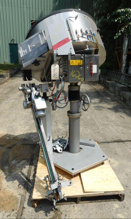 Groninger zsk 1000 centrifugical sorter