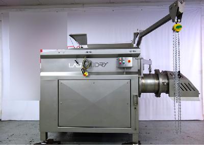 Carnitech 400 mm shredder