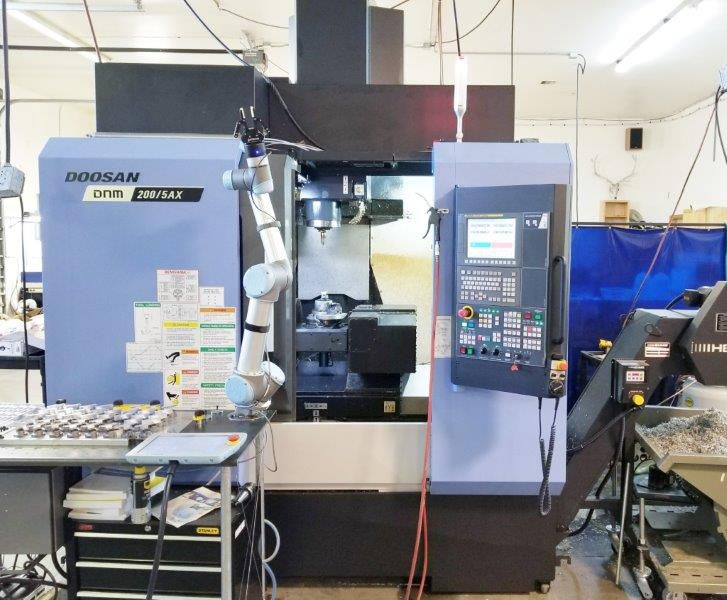 Others DNM 200/5AX 5 Axis