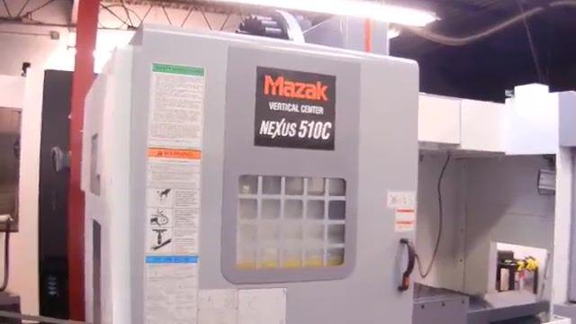 Mazak VCN 510C 3