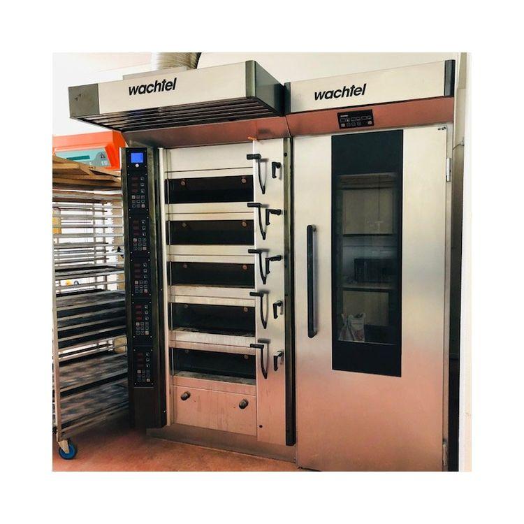 Wachtel Infra AE? 6/48 deck oven