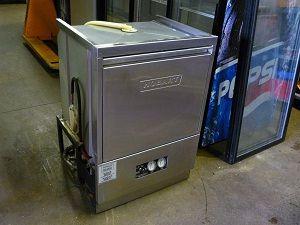 Hobart SR24H, Commercial Hi-Temp Dishwasher