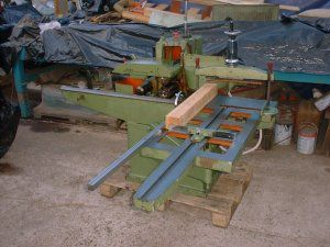 Others EQUIP ST810 TENONER