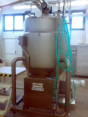 Others PREMIX-PM800 MIXING SYSTEM FOR MANUFACTURE OF CREAM FILLINGS