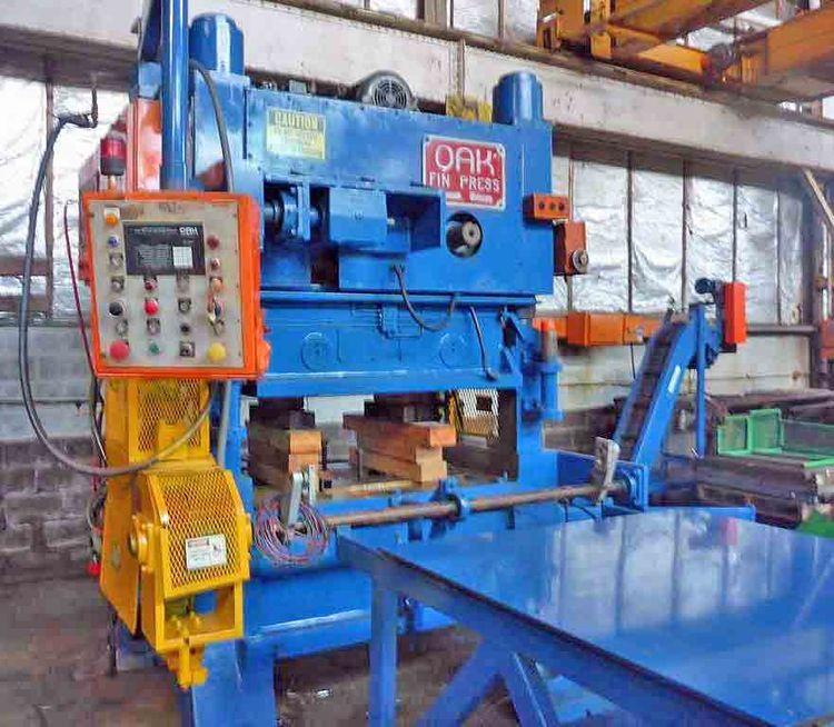 FIN, OAK FP3-54-366 100 Ton