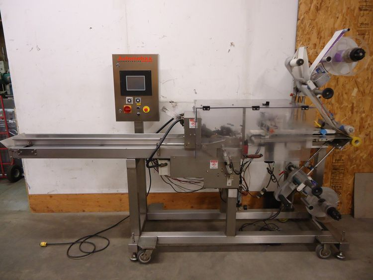 Automatic AC-720 Pouch Labeler