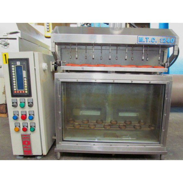 Maino MTC 1240  Sample Dye Machine