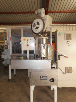 Adelski Screw capper Alu