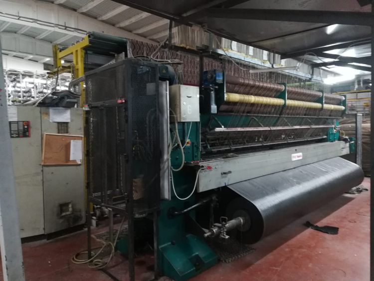 TMS Loop pile tufting machine