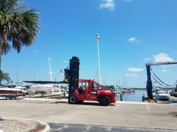 Taylor Forklift TY-300L 30,000#
