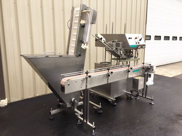 Inline Filling Systems (IFS) CAPPER NT 4X Inline Capper