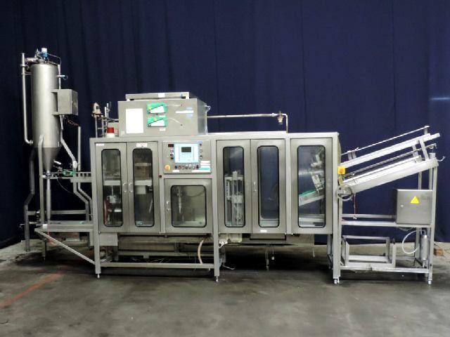 Miromatic MDA 1-3/10-C , Single lane bucket filling machine
