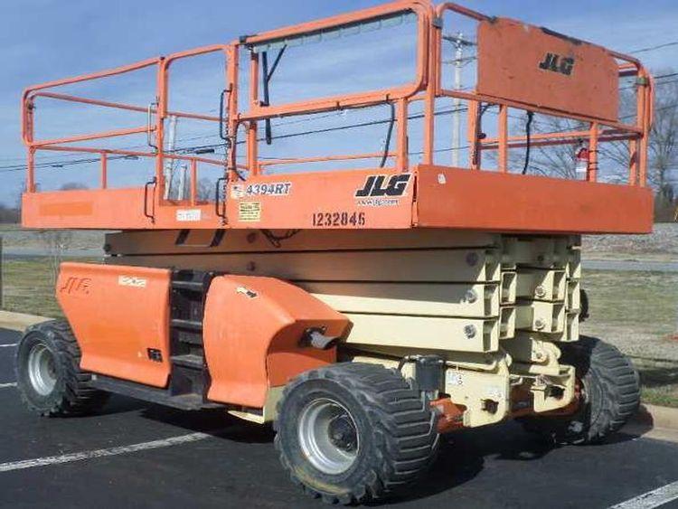 JLG 4394RT  Scissor Lifts