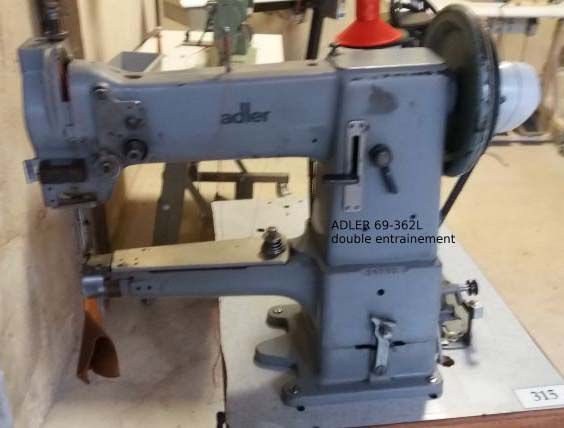 Duerkopp adler 69-362L canon Sewing machines