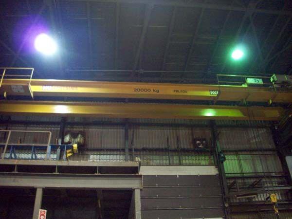 Kone CXT 50 22 Ton Overhead Cran