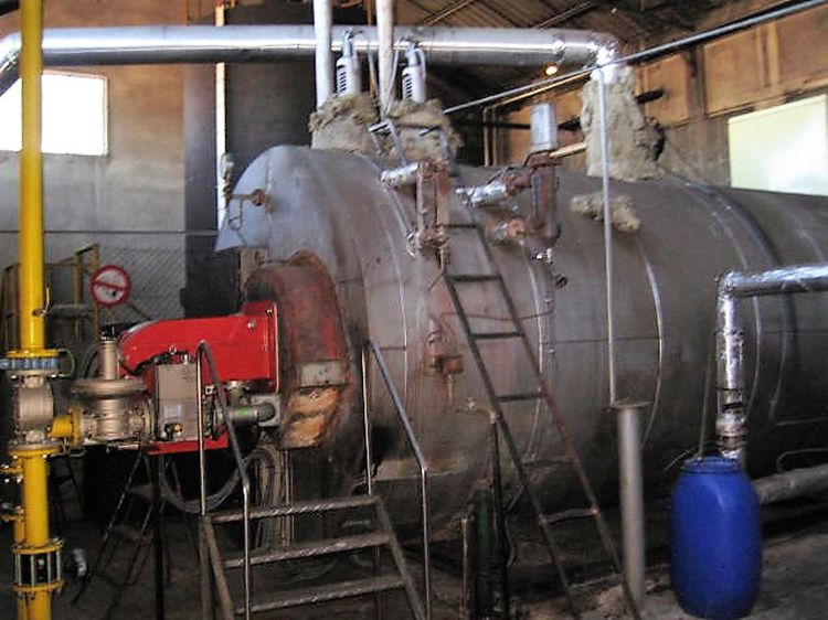 Others Steam Boiler 6 ton/h