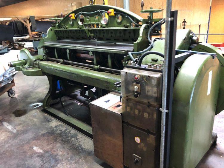 Turner Dry splitting