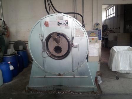 3 Renzacci LC 120 Washer