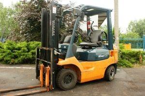 Toyota 7FG15 1500 kg