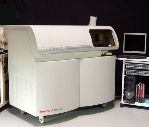 Other IRIS Intrepid DUO ICP-OES (Dual View) Spectrometer