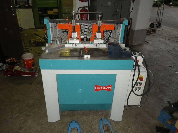 Hofmann PP2-FR, Keyway Cutter And Dewel Machine