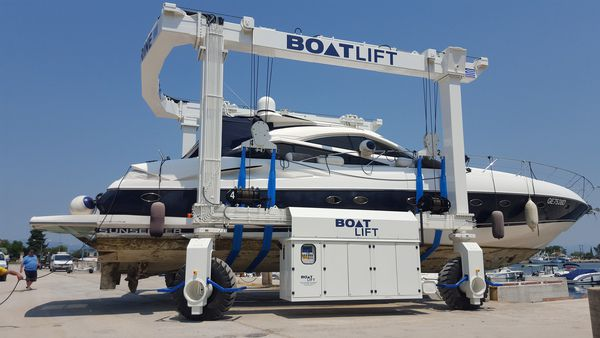 BoatLift 50 Ton Hoist