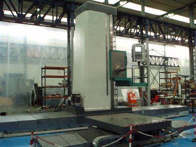 Wotan B-160-P CNC 160 mm 2400 rpm