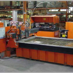 Bystronic Byjet 3015 with 2 Heads Waterjet CNC Control