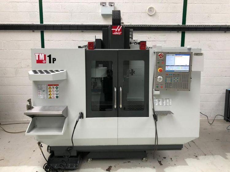 Haas TM1P Vertical Machining Centre. Haas Control. 3 Axis