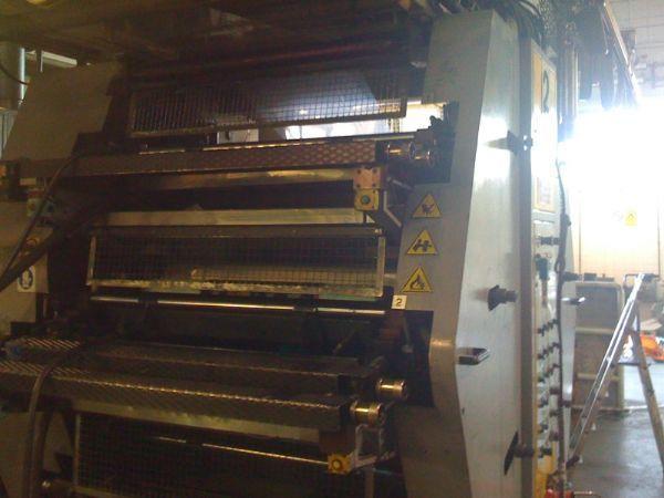 Flexotecnica PRISMA Fast 2 mat 1194 6 1300 mm