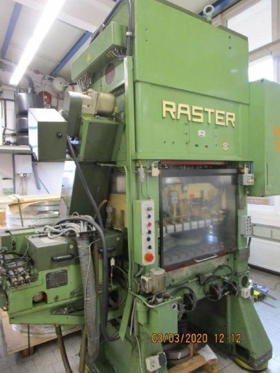 Raster HR 60/900 SL 4 S 60 Ton