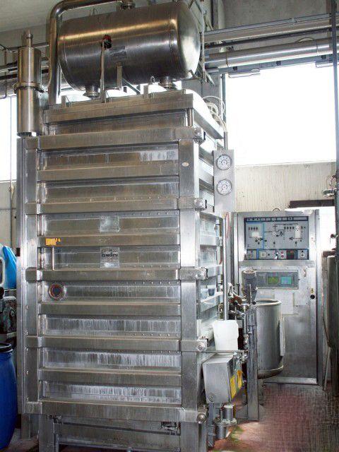 Loris Bellini Hank dyeing machine