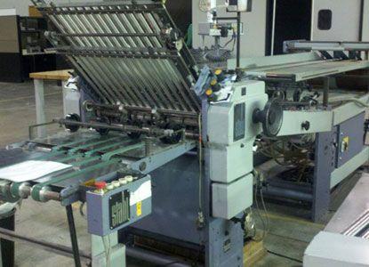 Stahl Folder Machine